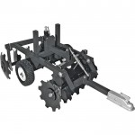 Field Tuff ATV Disk Harrow — 33in.W, Model# ATV-DH