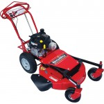Sarlo BigMo Hydro Lawn Mower — Briggs & Stratton Engine, 30in. Deck, Model# BigMo-30