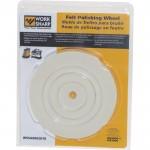 Work Sharp Felt Polishing Wheel — 6in., Model# WSSA0002010