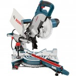 Bosch Single-Bevel Sliding Compound Miter Saw — 8.5in., 12 Amp, Model# CM8S