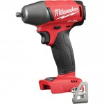 Milwaukee M18 FUEL 3/8in. Compact Impact Wrench — Bare Tool, Model# 2754-20