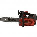 Tanaka Top-Handled Chain Saw — 32.2cc, 12in. Bar, Model# TCS33EDTP/12