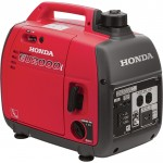 Honda EU2000 Portable Inverter Generator — 2000 Surge Watts, 1600 Rated Watts, CARB-Compliant, Model# EU2000i