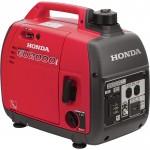 Honda EU2000 Portable Inverter Generator — 2000 Surge Watts, 1600 Rated Watts, CARB-Compliant, Model# EU2000i
