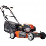 Husqvarna All-Wheel Drive Self-Propelled Lawn Mower — 163cc Briggs & Stratton 725 Series Engine, 22in. Deck, Model# HU725AWDEX