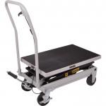 Roughneck Rapid Lift XT Lift Table — 500-Lb. Capacity