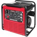 Honda Inverter Generator — 2800 Surge Watts, 2500 Rated Watts, Model# EG2800I