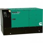 Cummins Onan Quiet Series Diesel RV Generator — 10 kW, Model# 10HDKCA-11506