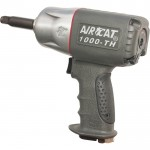 AIRCAT Composite Impact Wrench — 1/2in. Drive, with 2in. Anvil, 1,000 Ft.-Lbs. Torque, Model# 1000-TH-2