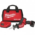 Milwaukee M12 FUEL Hackzall Reciprocating Saw Kit — 12 Volt, Model# 2520-21XC