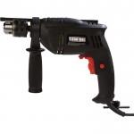 Ironton Hammer Drill — 1/2in. Chuck, 0–2800 RPM; 0–44,800 BPM