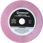 Strongway Grinding Wheel — 1/4in. Thick x 5 11/16in. Dia.