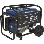 Powerhorse Portable Generator — 7000 Surge Watts, 5500 Rated Watts, Electric Start, EPA Compliant