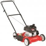 Yard Machines Push Lawn Mower — 140cc Powermore Engine, 20in. Deck, Model# 11A-02SB700