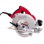 Milwaukee (Corded) Circular Saw — 15 Amp, 7 1/4in., Model# 6394-21