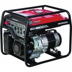 Honda EG6500 DAVR Series Portable Generator — 6500 Surge Watts, 5500 Rated Watts, CARB-Compliant, Model# EG6500CLAT