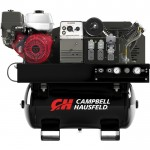 Campbell Hausfeld 3-in-1 Air Compressor/Generator/Welder with Honda Engine — 30-Gallon Tank, Model# GR3200