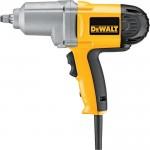 DEWALT Heavy-Duty Impact Wrench with Hog Ring Anvil — 1/2in. (13mm), Model# DW293