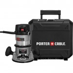Porter Cable 1 3/4 HP Router Kit — 27,500 RPM, Model# 9690LR