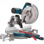Bosch Dual-Bevel Glide Miter Saw — 12in., 15 Amp, Model# GCM12SD