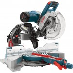 Bosch Dual-Bevel Glide Miter Saw — 10in., 15 Amp, Model# CM10GD