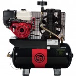 Chicago Pneumatic Gas-Powered Air Compressor — 13 HP, 30 Gallon, Model# RCP1330G