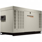 Generac QuietSource Series Liquid-Cooled Home Standby Generator — 32 kW (LP)/32 kW NG, Model# RG03224ANAX