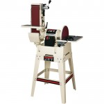 JET Combination Belt/Disc Sander with Open Stand, Model# JSG-6DCK