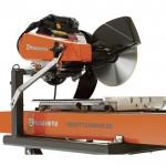 Husqvarna Tile Saw — 1 1/2 HP, Model# Tilematic TS 250 X3