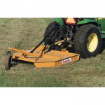 King Kutter Heavy-Duty Rotary Lawn Mower — 60in. Deck, Model# L-60-60-HD