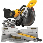 DEWALT Heavy-Duty Double-Bevel Sliding Compound Miter Saw — 10in., Model# DW717