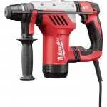 Milwaukee 1 1/8in. SDS Plus Rotary Hammer Kit — 3.6 Ft.-Lbs. Impact Energy, Model# 5268-21
