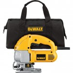 DEWALT Variable Speed Compact Jig Saw Kit — Model# DW317K
