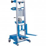 Genie GL8 Lift with Counterweight Base — 400Lb. Capacity, Model# GL-8 CWB