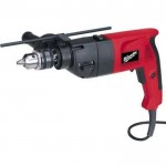 Milwaukee Hammer Drill — 2500 RPM, 40,000 BPM, 7.5 Amp, Model# 5378-21