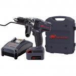 Ingersoll Rand IQV20 Series Cordless Drill Driver Kit — 20 Volt, 1/2in. Drive, One Battery, Model# D5140-K1