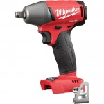 Milwaukee M18 FUEL 1/2in. Compact Impact Wrench — Bare Tool, Friction Ring, Model# 2755B-20