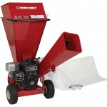 Troy-Bilt Chipper/Shredder — 250cc Briggs & Stratton Engine, 3in. Chipping Capacity, Model# 24B-424M766
