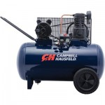 Campbell Hausfeld Portable Electric Air Compressor — 3.2 HP, 30-Gallon Horizontal, 10.2 CFM, Model# VT6271