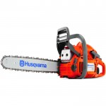 Husqvarna Reconditioned Rancher Chainsaw — 50.2cc, 20in. Bar, 0.325in. Chain Pitch, Model# 450-20""