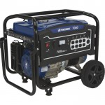 Powerhorse Portable Generator — 7000 Surge Watts, 5500 Rated Watts, EPA Compliant