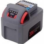 Ingersoll Rand 20 Volt Lithium-Ion Battery — 3.0Ah, IQV20 Series, Model# BL2010