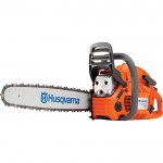 Husqvarna Chainsaw — 24in. Bar, 60.3cc, 3/8in. Pitch, Model# 460