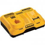 DEWALT Combination Dual Port Charger — Model# DCB103