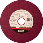 Oregon Chain Sharpener Replacement Grinding Wheel — 1/4in. Thickness, For 1/2in.-Pitch Chains, Model# OR534-14A