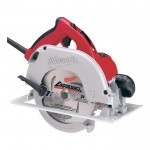 Milwaukee (Corded) Circular Saw — 15 Amp, 7 1/4in., Model# 6390-20
