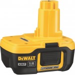 DEWALT 18 Volt XRP Lithium-Ion Battery — Extended Run Time, 2.0 Ah, Model# DC9182