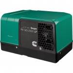 Cummins Onan Quiet Series Gasoline RV Generator — 2.5 kW, Model# 2.5HGJBB-1121